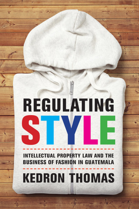 Regulating Style Cover