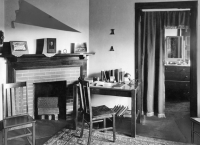 McMillan Hall dorm room, 1907