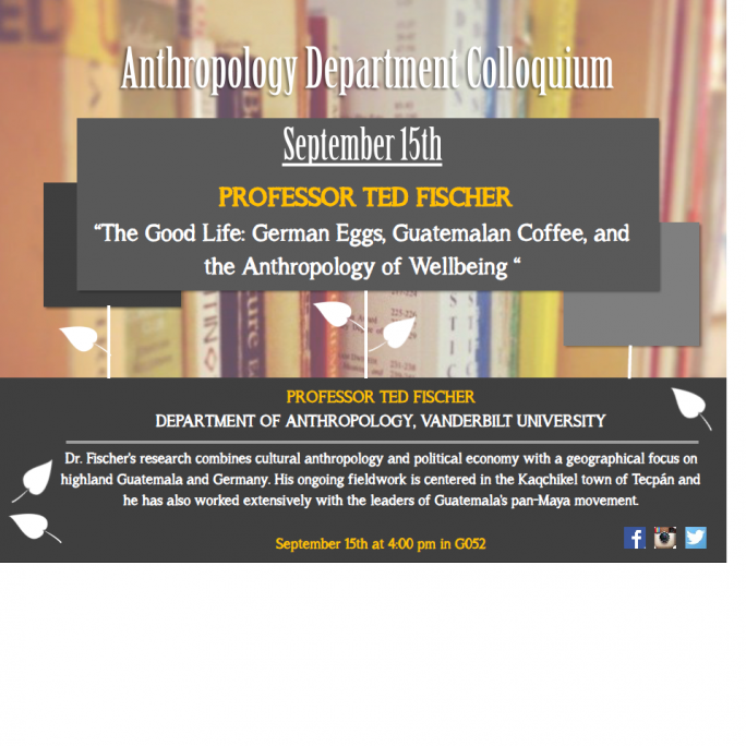 Calendar Art Sci : Colloquium the good life german eggs guatemalan coffee