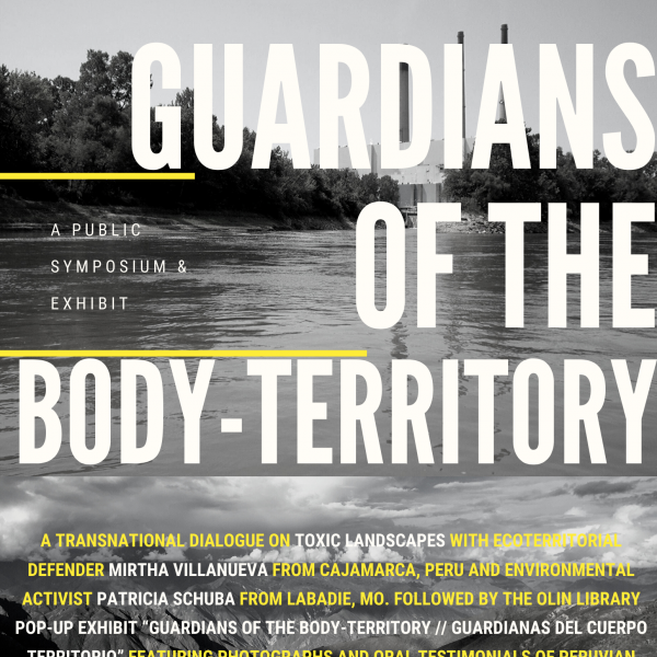*CANCELED* Guardians of the Body-Territory: A Public Symposium and Exhibit with Mirtha Villanueva and Patricia Schuba