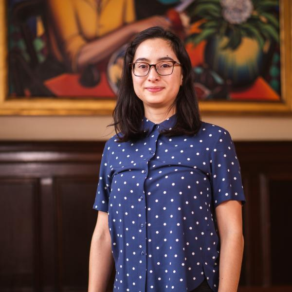 Natalia Guzmán Solano Wins ACLS Emerging Voices Fellowship