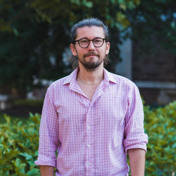 Anthropology's Alyanak named Volkswagen postdoctoral fellow