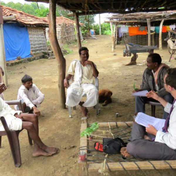 Searching for Sustainable Clothing in India