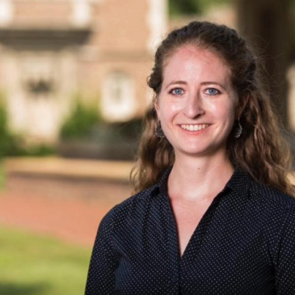 Adrienne Strong and her path to maternal health research