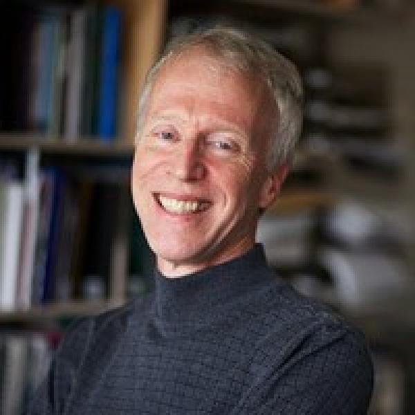 John Bowen receives Dr. Jean Mayer Global Citizenship Award
