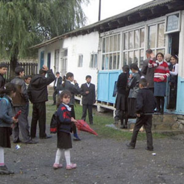 Schooling in Post-Soviet Society