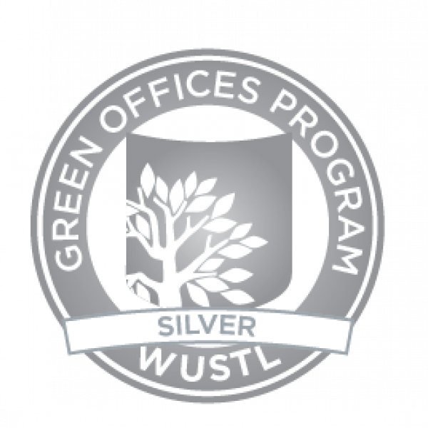Anthropology Awarded Green Office Program Certification