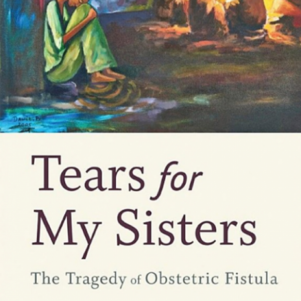 "Lewis Wall's new book ""Tears for My Sisters"" will donate all book royalties"