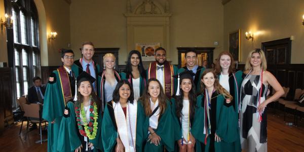 medicine and society graduates