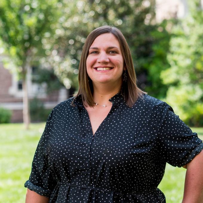 Headshot of Jennifer Masterson