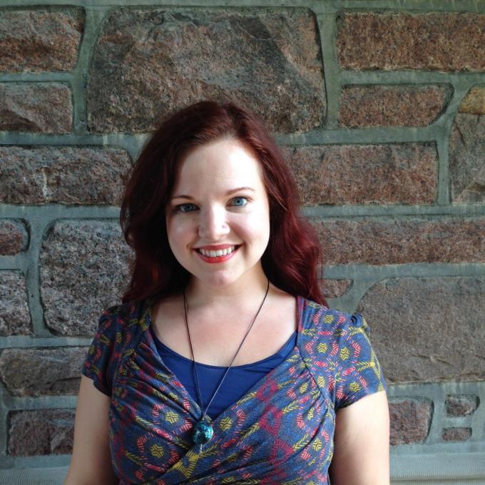 Headshot of Kate Farley