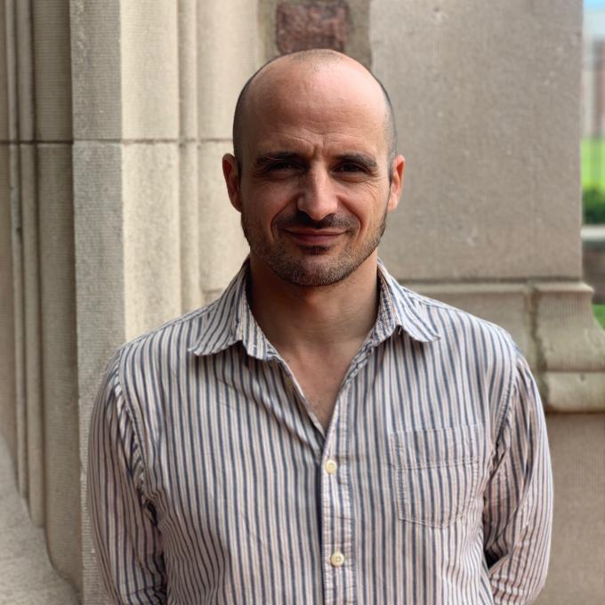 Headshot of Juan Ortega Peralejo