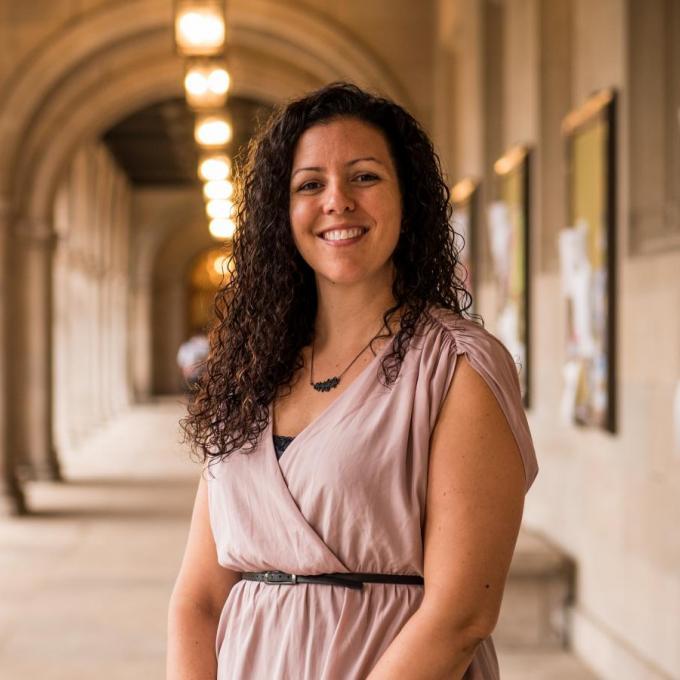 Headshot of Krista Milich