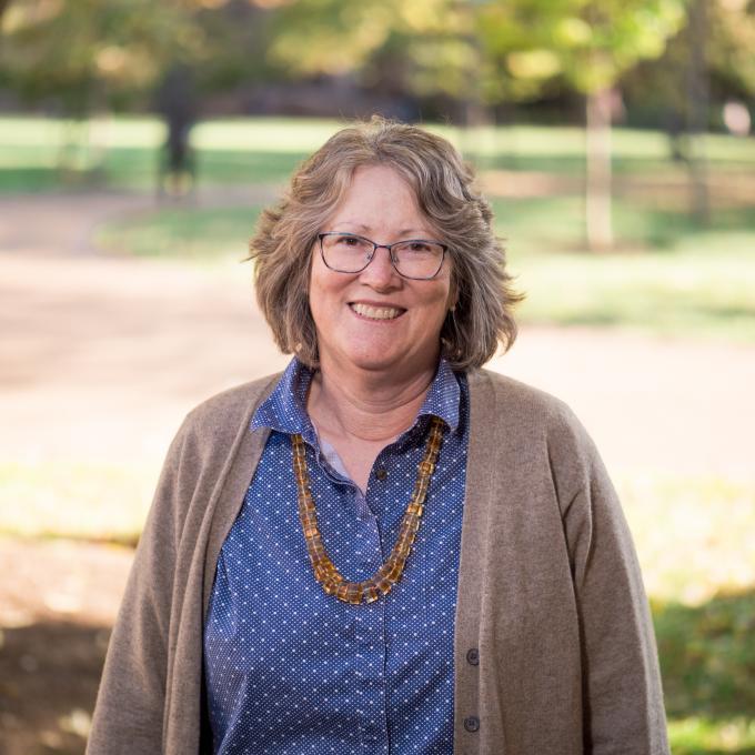 Headshot of Fiona Marshall
