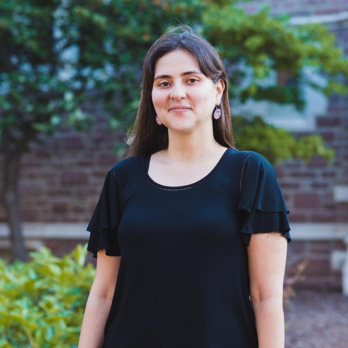 Headshot of Luisa Madrigal