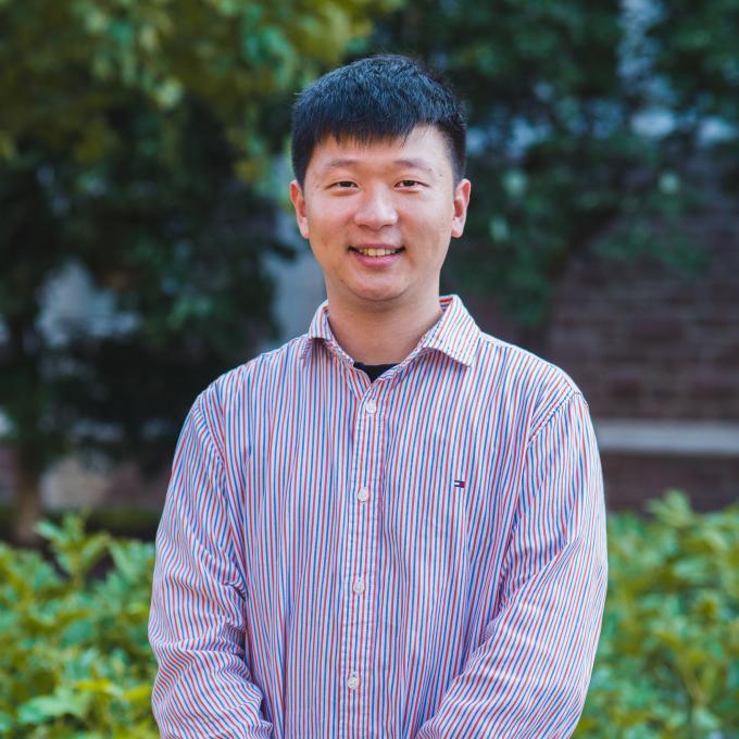 Headshot of Zhengwei Zhang