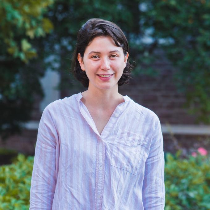 Headshot of Grace Ward