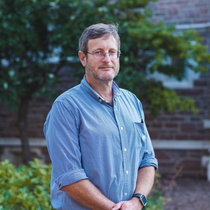 Headshot of Geoff Childs