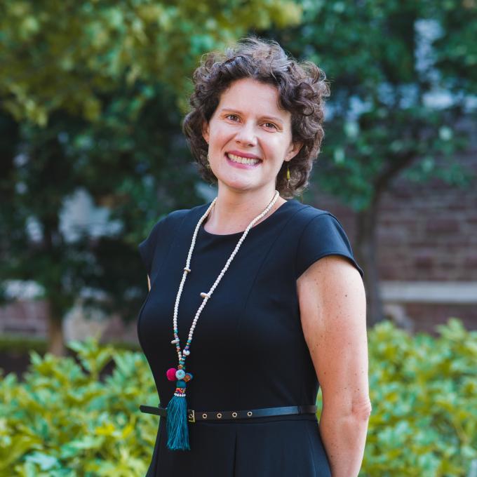 Headshot of Andrea  Murray